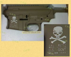 M4 Metal Body - Skull Tan